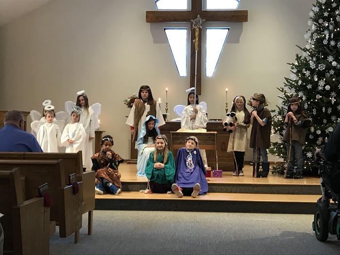 Lakeside Community Lutheran Church